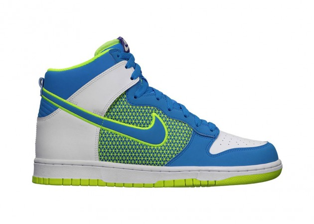 Nike Dunk High Superhero Pack 2