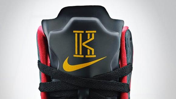 Nike Hyperdunk 2012 Kyrie Irving 2