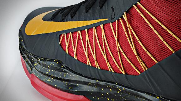 Nike Hyperdunk 2012 Kyrie Irving 3