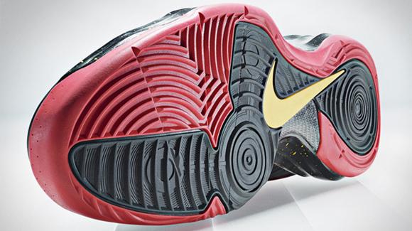 Nike Hyperdunk 2012 Kyrie Irving 4