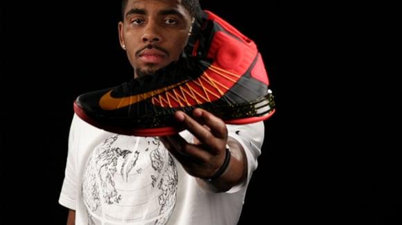 Nike Hyperdunk 2012 Kyrie Irving 5