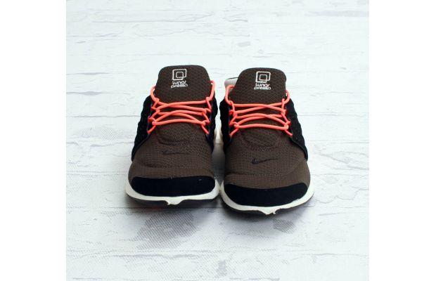 Nike Lunar Presto Deep Smoke Total Crimson 2
