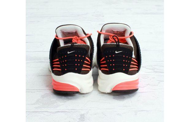 Nike Lunar Presto Deep Smoke Total Crimson 3