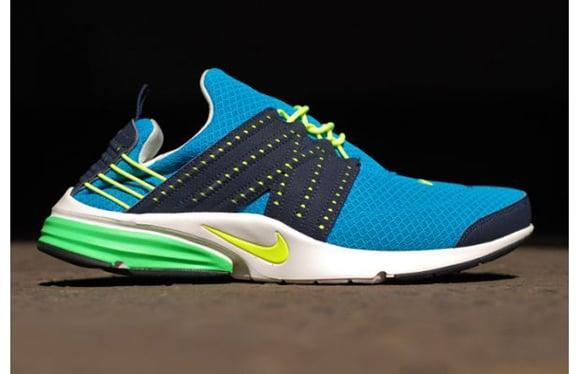 Nike Lunar Presto Neo Turquoise Volt