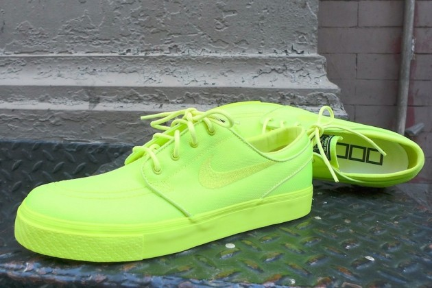 Nike SB x Three Squares Studio Stefan Janoski Lemon Twist