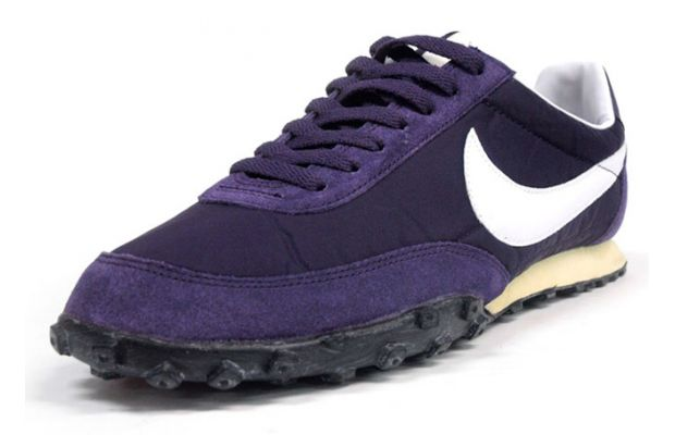 Nike Waffle Racer Vintage Purple White 3