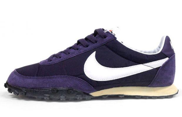 Nike Waffle Racer Vintage Purple White