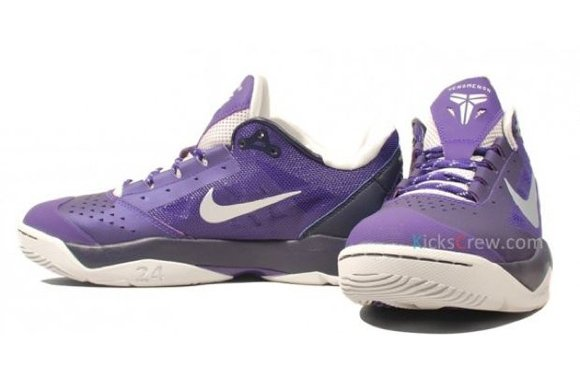 Nike Zoom Kobe Venomenon 3 Court Purple 4