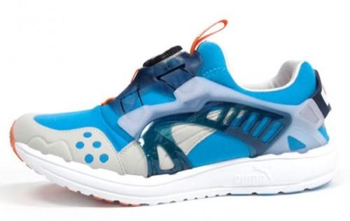 PUMA Future Disc Blaze Lite Mens Sneaker