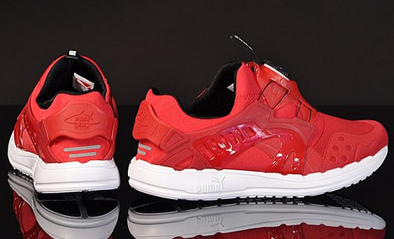 Puma Disc Blaze LTWT Ribbon Red 2