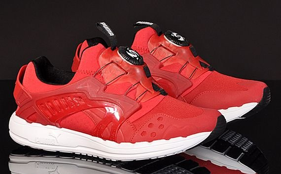 Puma Disc Blaze LTWT Ribbon Red
