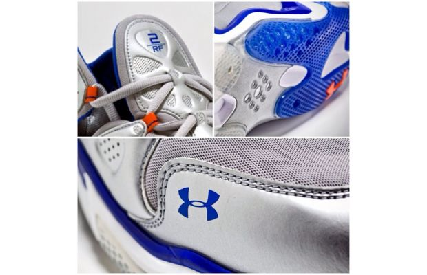 Raymond Feltons Under Armour Charge BB Low PE 2