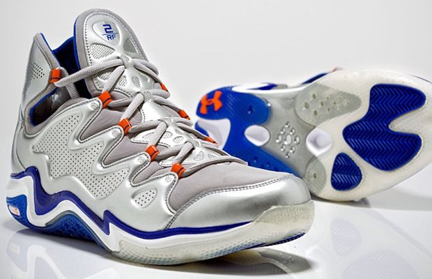Raymond Feltons Under Armour Charge BB Low PE