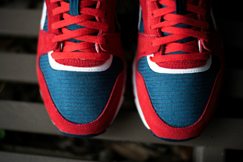 Reebok GL 6000 Red Attack Navy 3
