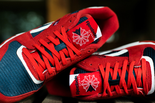 Reebok GL 6000 Red Attack Navy 4