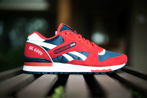 Reebok GL 6000 Red Attack Navy