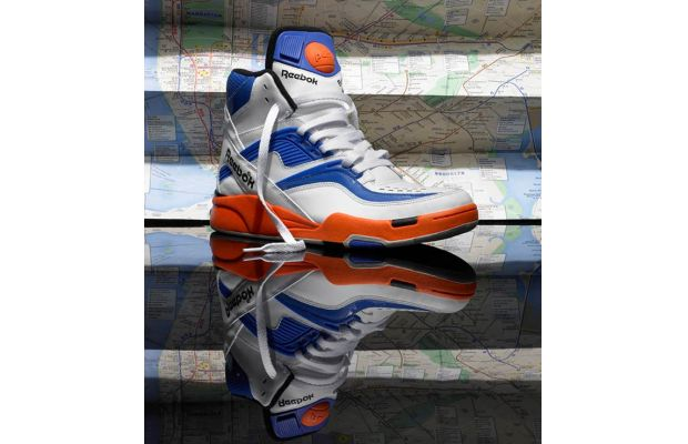 Reebok Twilight Zone Pump Knicks 2