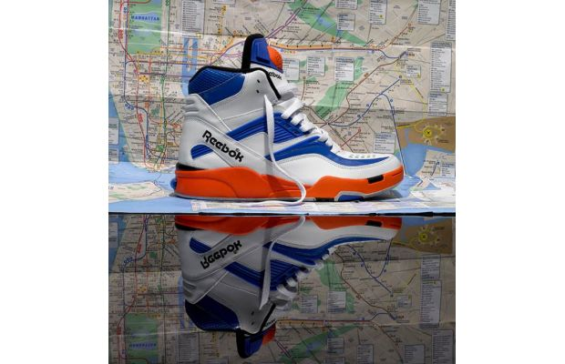 Reebok Twilight Zone Pump Knicks 3