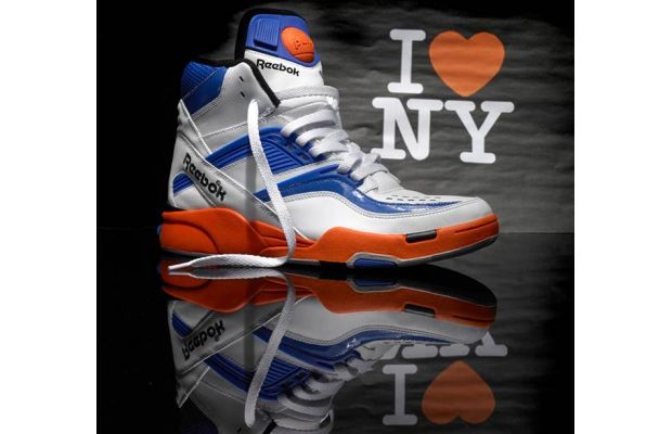 Reebok Twilight Zone Pump Knicks