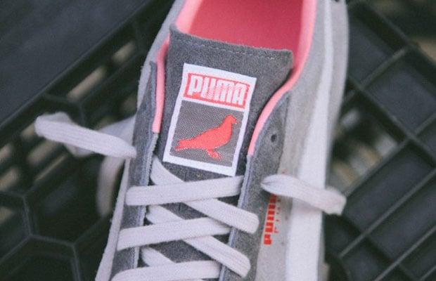 Staple x Puma Suede Pigeon 4