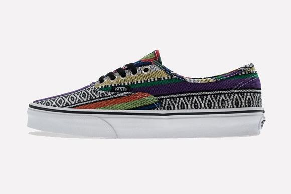 Vans 2013 Spring Summer Authentic Guate Stripe