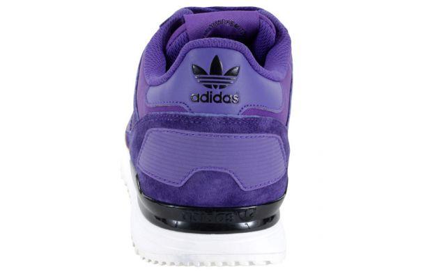 adidas Originals ZX 700 Blaze Purple Yellow Ray 4