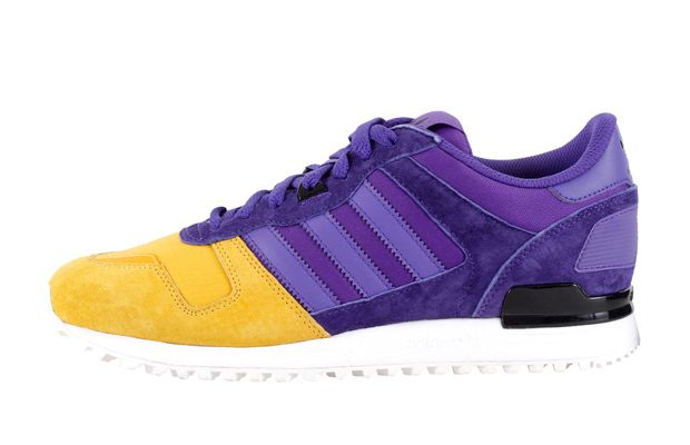 adidas Originals ZX 700 Blaze Purple Yellow Ray
