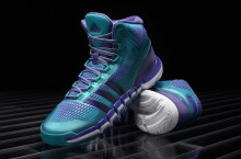 adidas Crazyquick 'Teal/Purple'