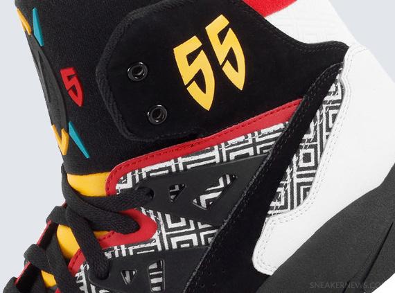 adidas Mutombo 2013 Retro