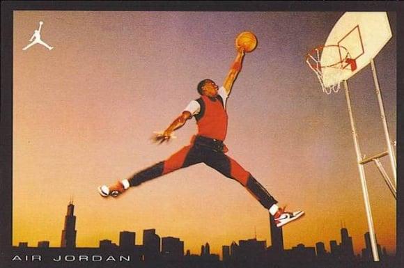Air Jordan 1 Retro Card