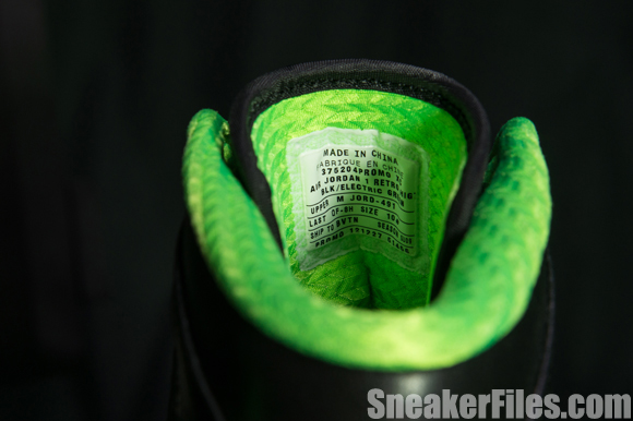 Air Jordan 1 XX8 Days of Flight Detailed Look