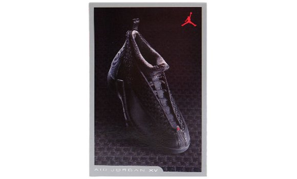 Air Jordan 15 Retro Card
