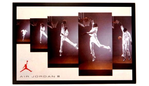 Air Jordan 2 Retro Card