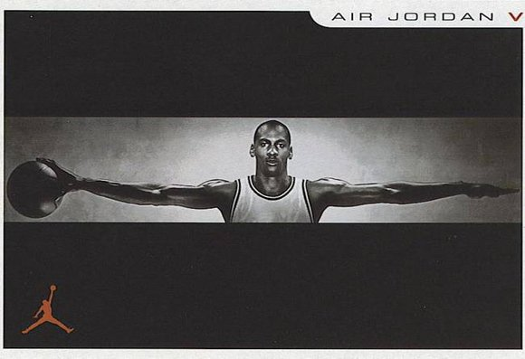Air Jordan 5 Retro Card