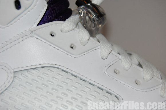 Air Jordan 5 (V) Grape 2013 Epic Look