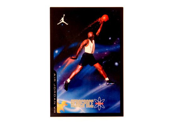 Air Jordan 8 Retro Card