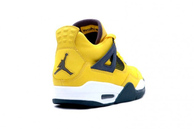 Release Date: Air Jordan Retro 4 Lightning