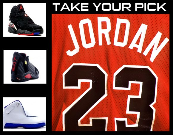 Air Jordan Retirement Shoes