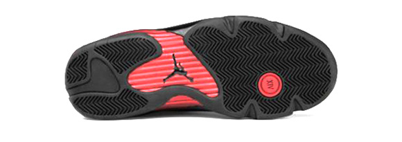 Air Jordan Second Retirement Shoe Last Shot 14 XIV