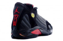 Air Jordan Second Retirement Shoe Last Shot 14 XIV