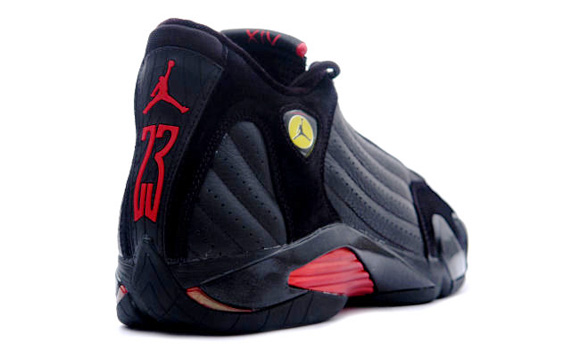 c980009b821 ... new zealand air jordan second retirement shoe last shot 14 xiv 1e105  21b73