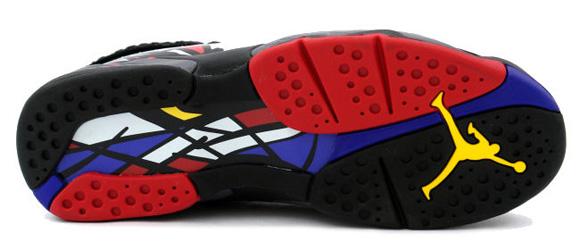 Air Jordan First Retirement Shoes Playoff 8 VIII