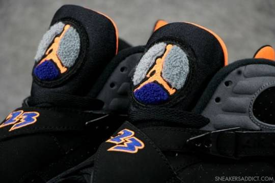 Air Jordan VIII 8 Phoenix Suns Release Info