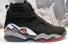 Air Jordan VIII (8) 'Playoff' – 2013 Retro | First Look
