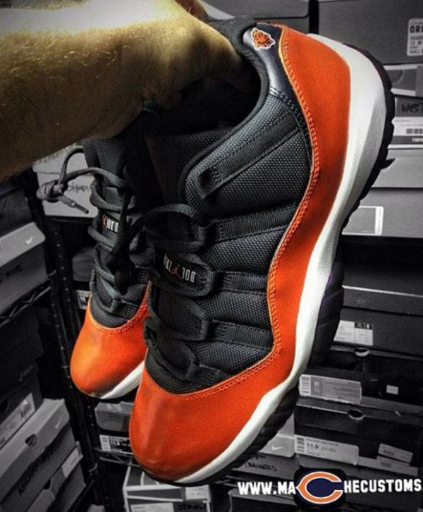 air-jordan-xi-11-low-chicago-bears-custom