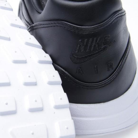 Black Leather Nike Air Maxim 1 SP