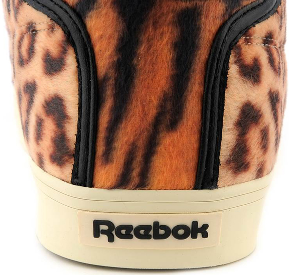 Cheetah Reebok T Raww