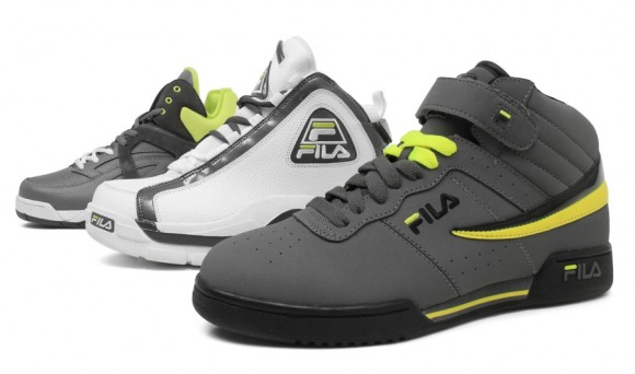 Fila Lime Punch Pack