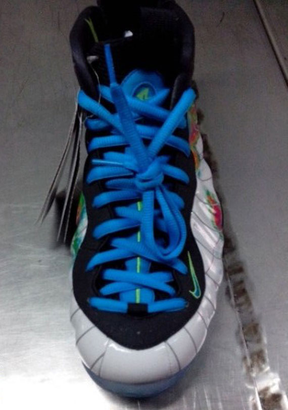 Image Update Nike Air Foamposite One Weatherman