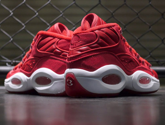 Image Update Red Canvas Reebok Question Mid